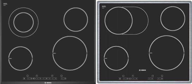 Индукционная варочная панель Bosch