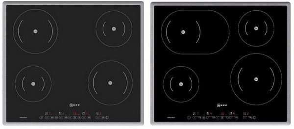 neff индукционная плита инструкция
